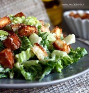 caesar salad   www.akadesign.ca