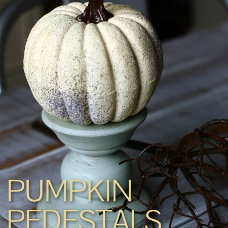 pumpkin pedestals | www.akadesign.ca