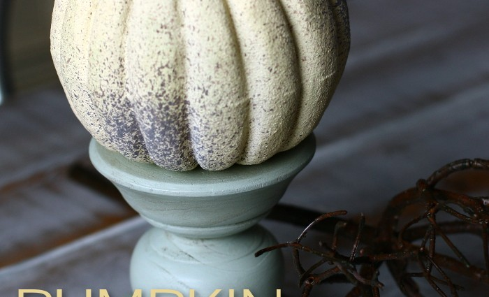 Pumpkin Pedestals Craft