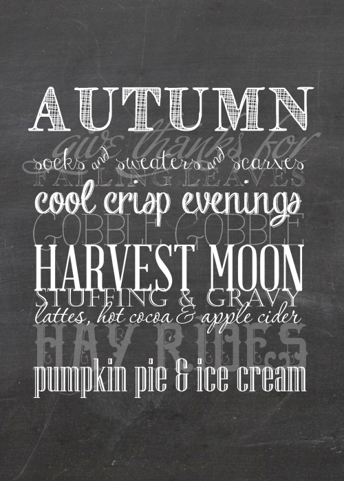 AKA Design Fall Printable 2014