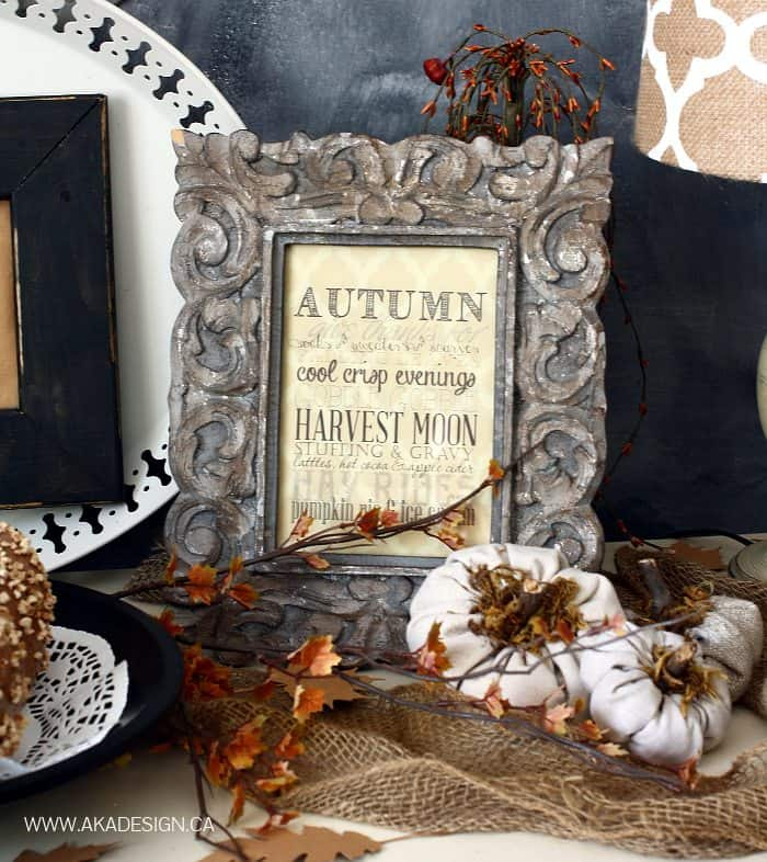 AKA Design fall 2014 vignette and printable