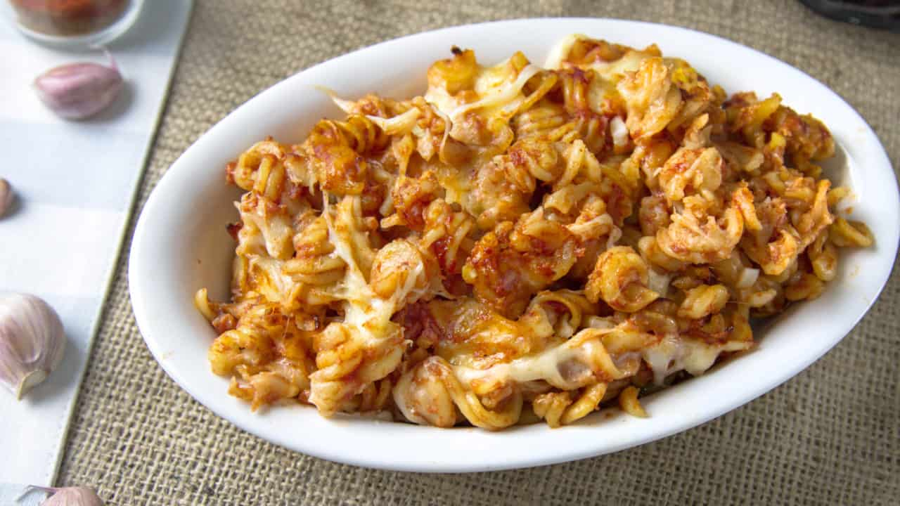 Baked Ziti Recipe – Can Be Made Gluten Free and Dairy Free!