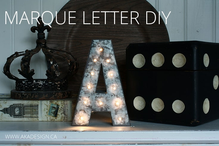 diy marquee letters mini marquee letter diy 21387 | MARQUEE LETTER DIY