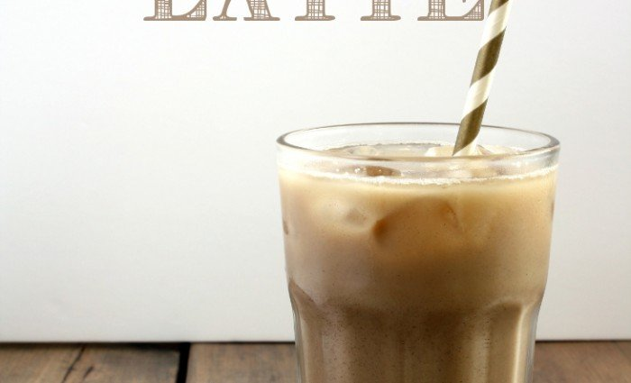 No Sugar Iced Latte Recipe