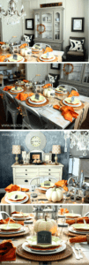 early fall dining room aka design