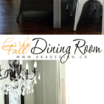 early fall dining room aka design 2