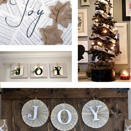 12 Christmas Decorating Crafts