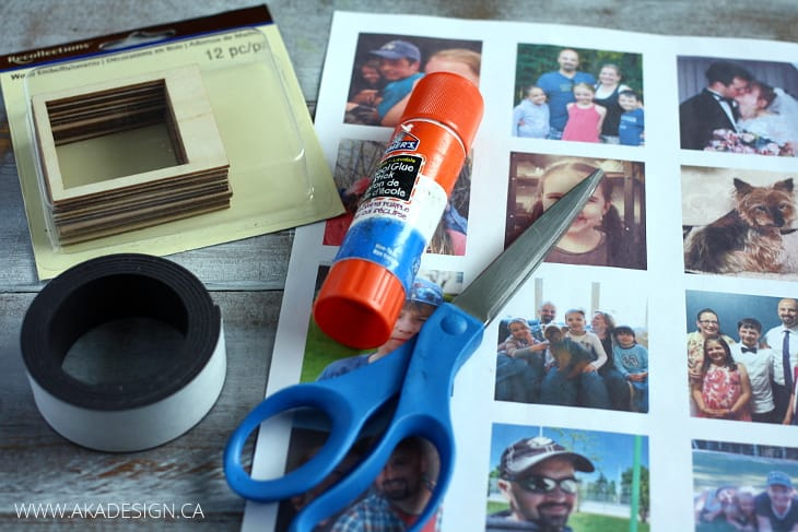 Polaroid magnet supplies