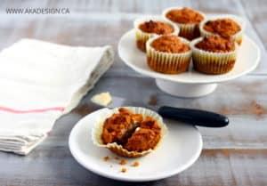pumpkin puree muffins gluten free