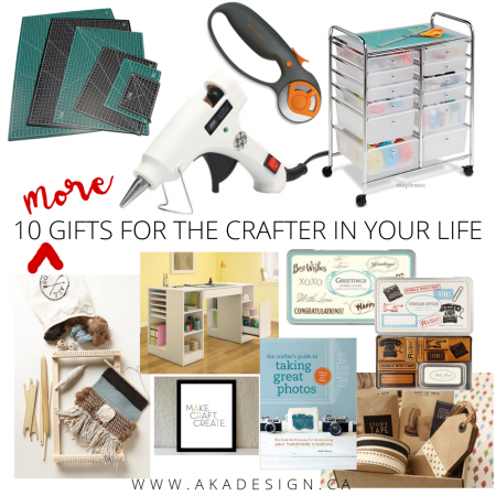 10 MORE gifts for the crafter in your life