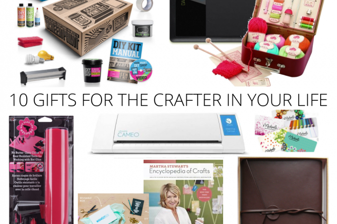 10 gifts for the crafter in your life
