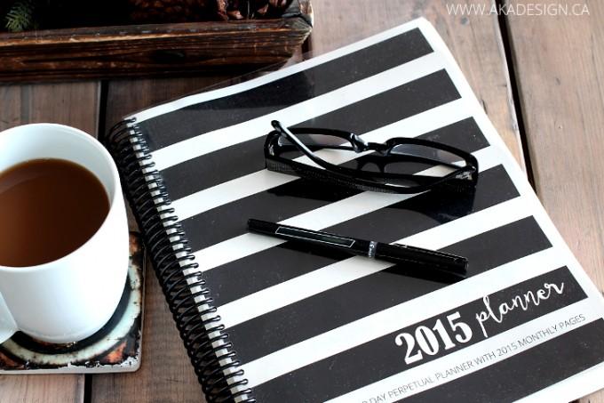 AKA DESIGN 2015 PLANNER