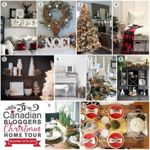 CANADIAN BLOGGERS CHRISTMAS TOUR