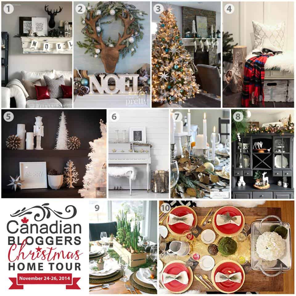 CANADIAN BLOGGERS CHRISTMAS TOUR