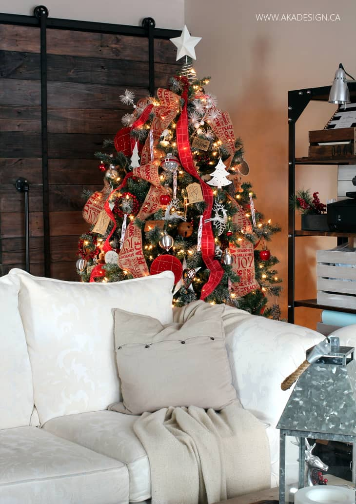 Cozy Christmas In The Suburbs Canadian Bloggers Christmas Home
