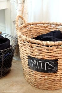 MITTS BASKET