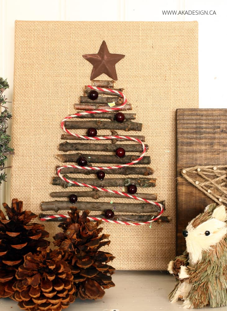 Top Wooden Christmas Trees - Christmas Celebration - All about Christmas