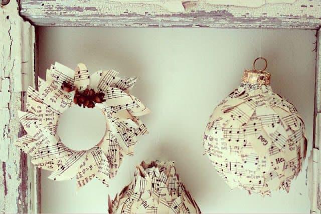 Homemade Ornament Mini Series