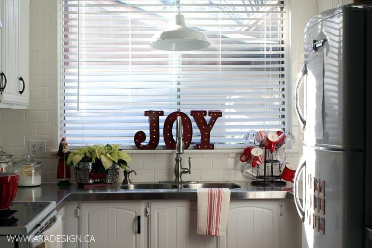 JOY IN THE KITCHEN