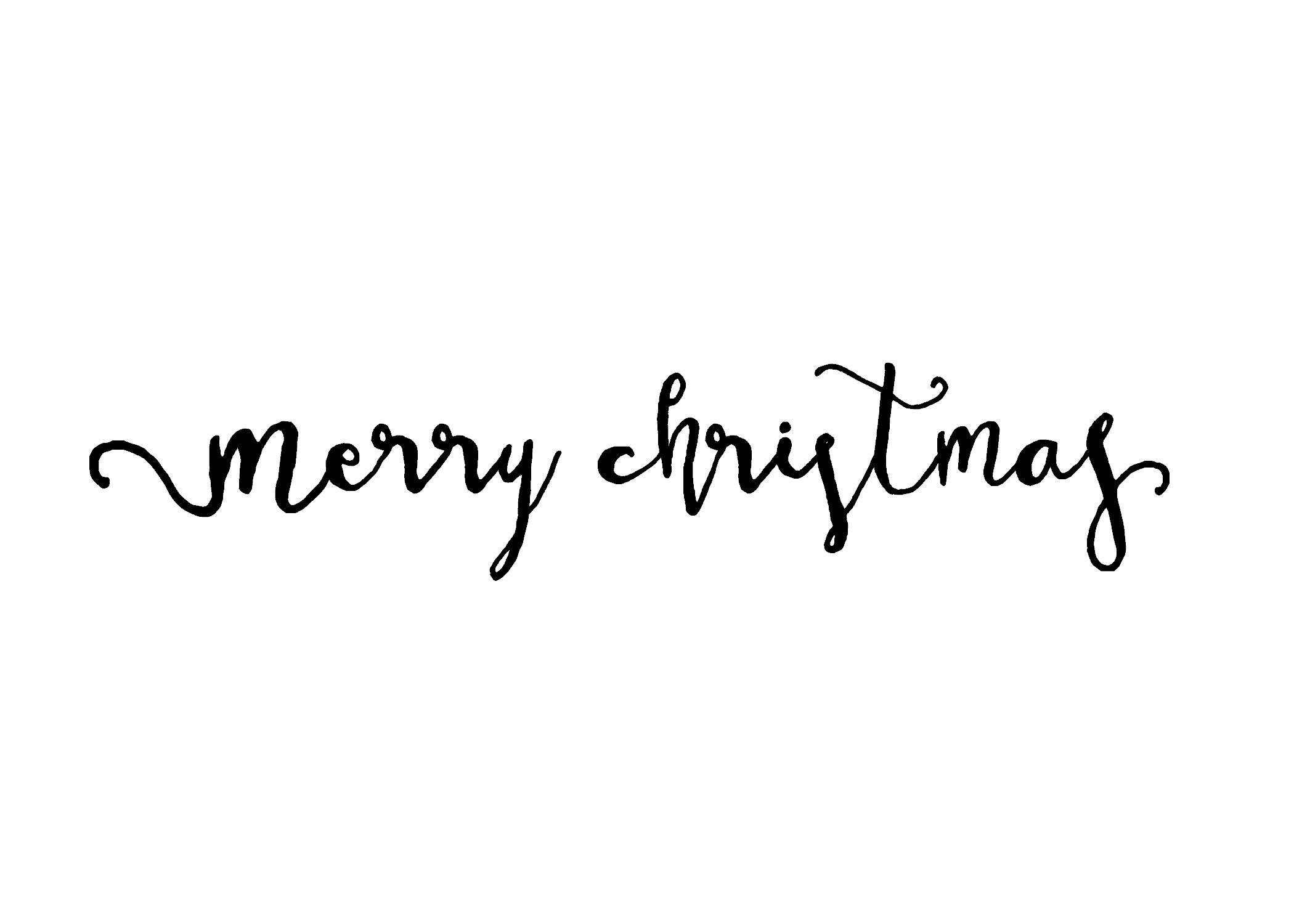 merry christmas fancy