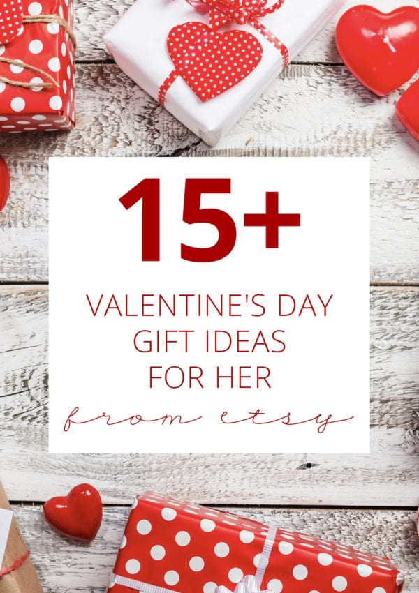 sc 1 st  Home Made Lovely & 15+ Valentineu0027s Day Gift Ideas for Her From Etsy