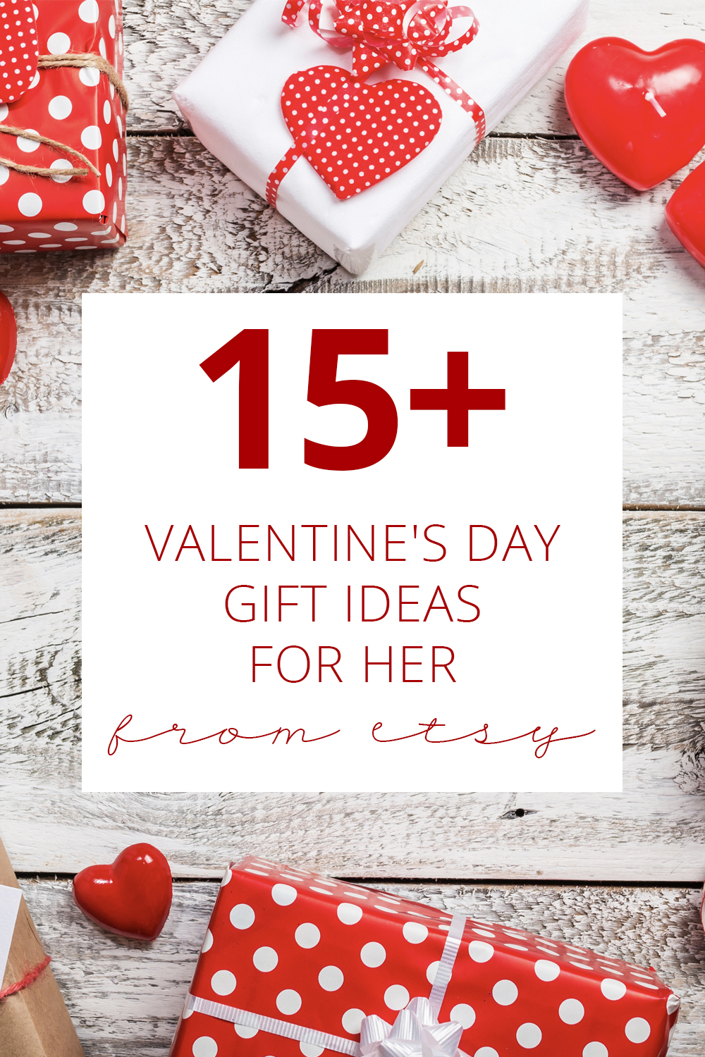 15 valentine 39 s day gift ideas for her from etsy for Gift for valentine day for her