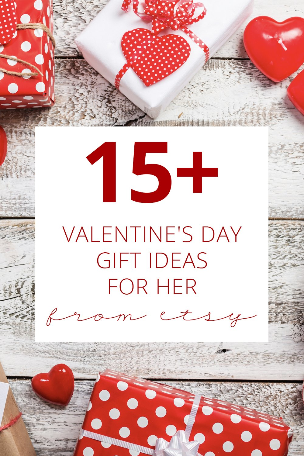 valentines day gifts for day gifts for her