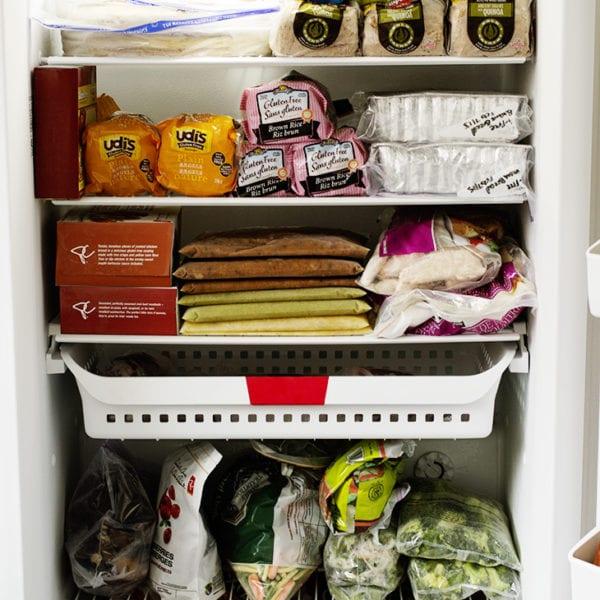 Stocking the Freezer | www.akadesign.ca