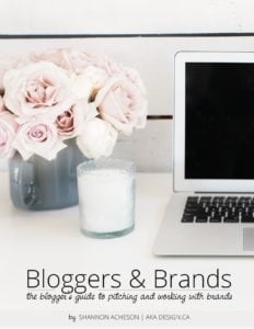 bloggers and brands cover