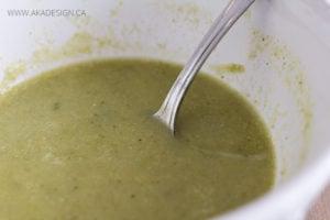 dairy free cream of broccoli soup
