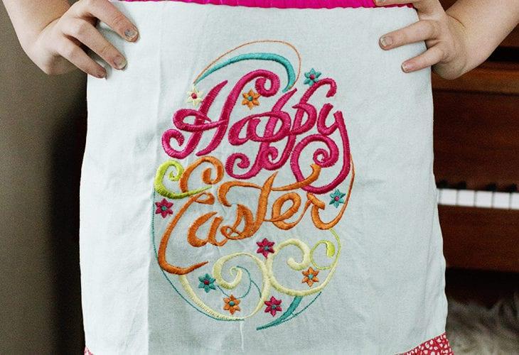Make an apron from a tea towel   www.akadesign.ca