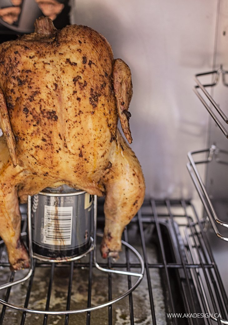 Beer-Can-Chicken-in-Brinkmann-BBQ-with-Smoker