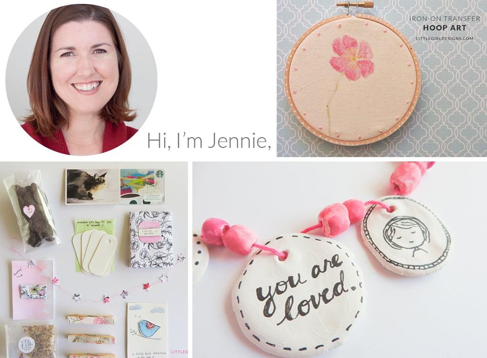 jennie little girl designs