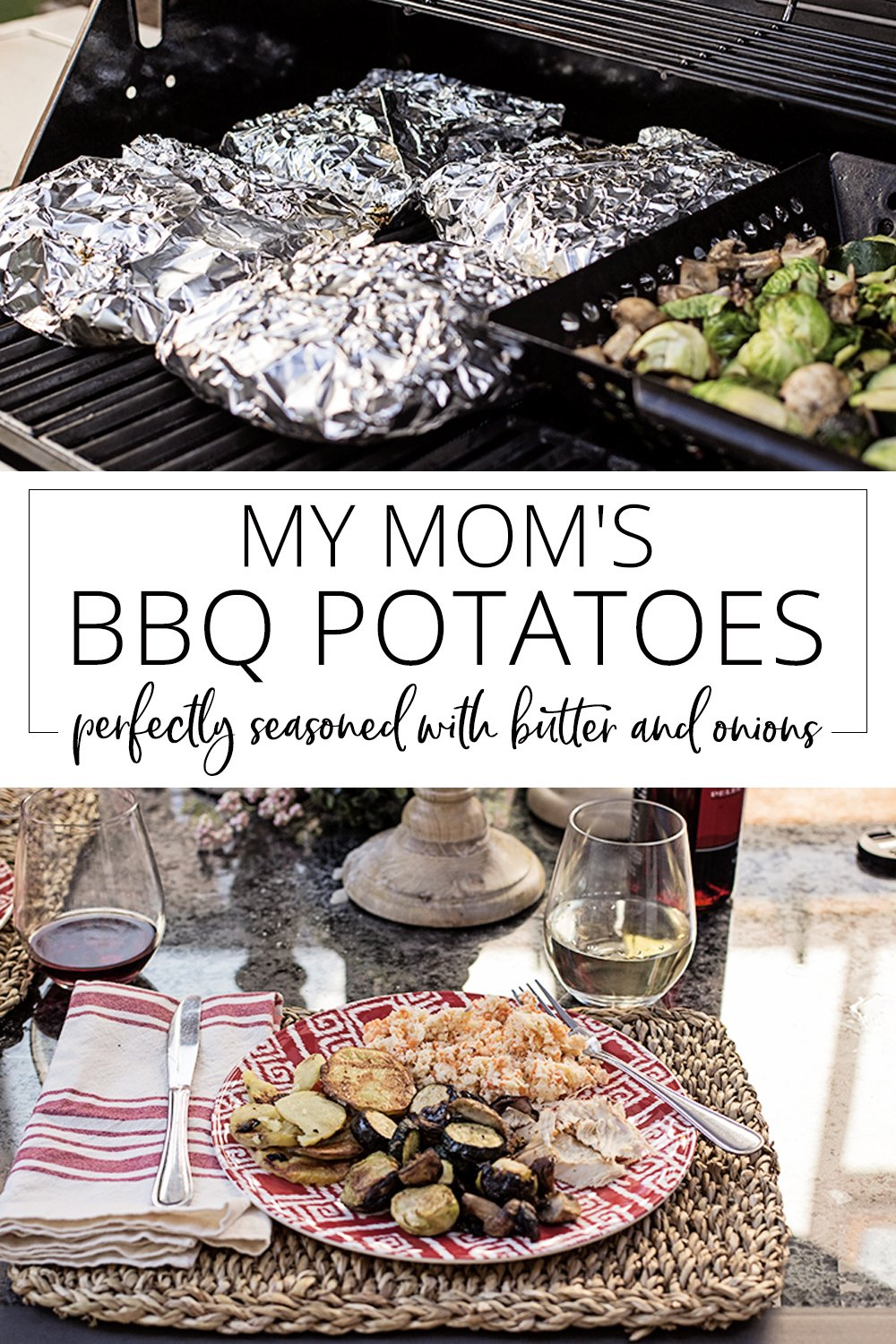 my mom's bbq potatoes pin