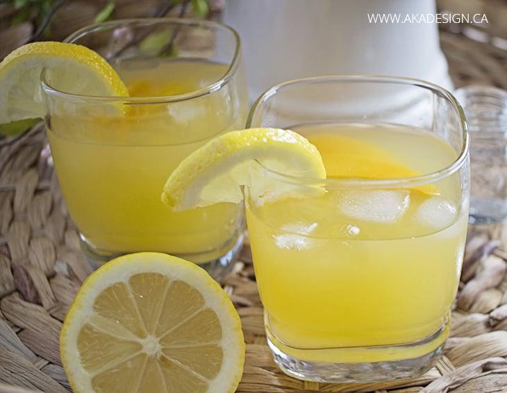 peach-lemonade