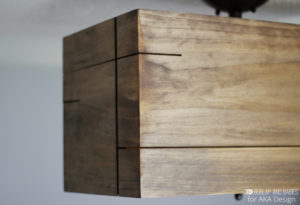 DIY Industrial Light