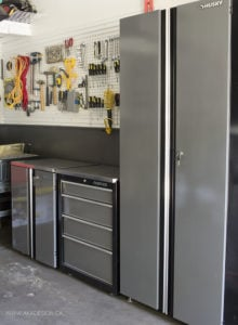 Husky Garage Storage