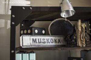 Muskoka Sign