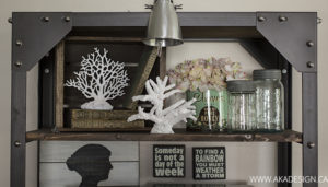 Summer Decorating with Faux Coral
