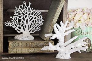 DIY Faux Coral