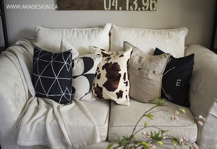 throw pillow covers feather inserts
