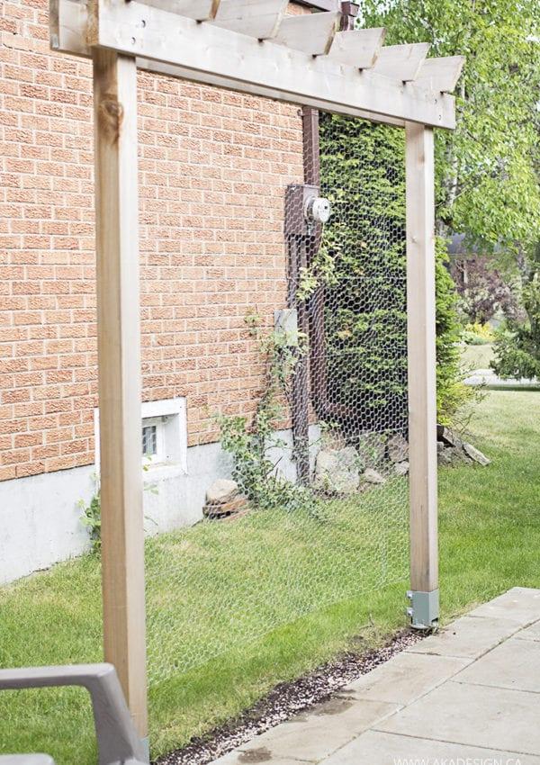 Updating the Vertical Garden   It's Not Pretty…Yet