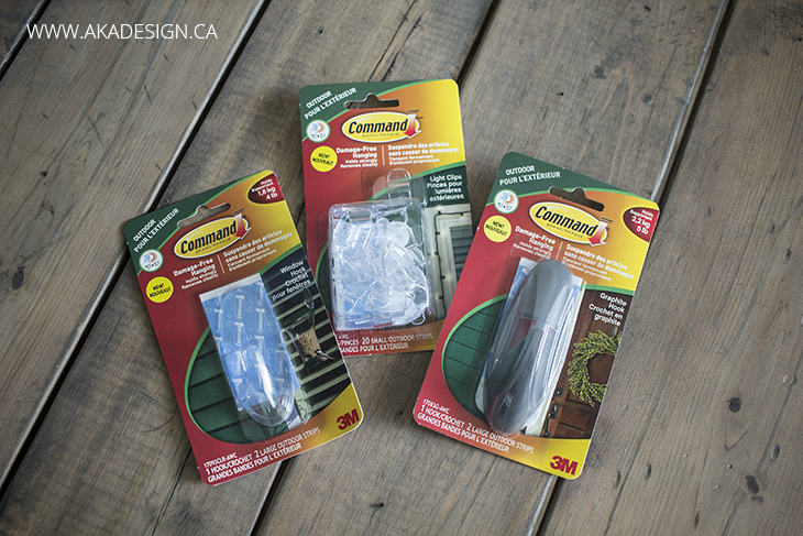 3M Command Outdoor Damage Free Hanging