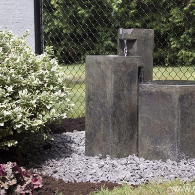 How to Install a Water Feature in Your Yard