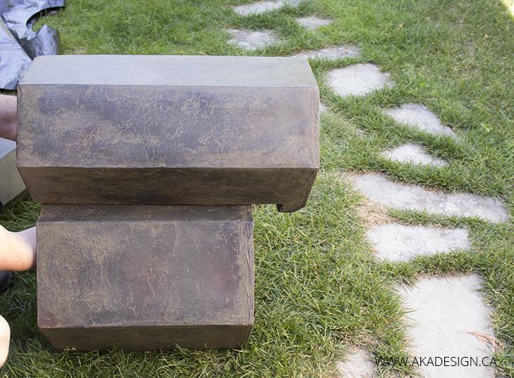Assemble the Basalt Columns