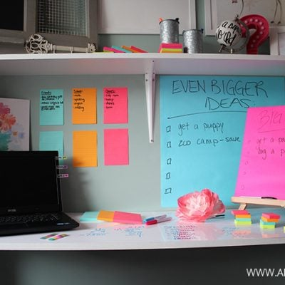 Back to School with POST-IT®  BRAND