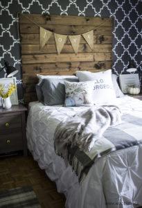AKA Design Fall Master Bedroom