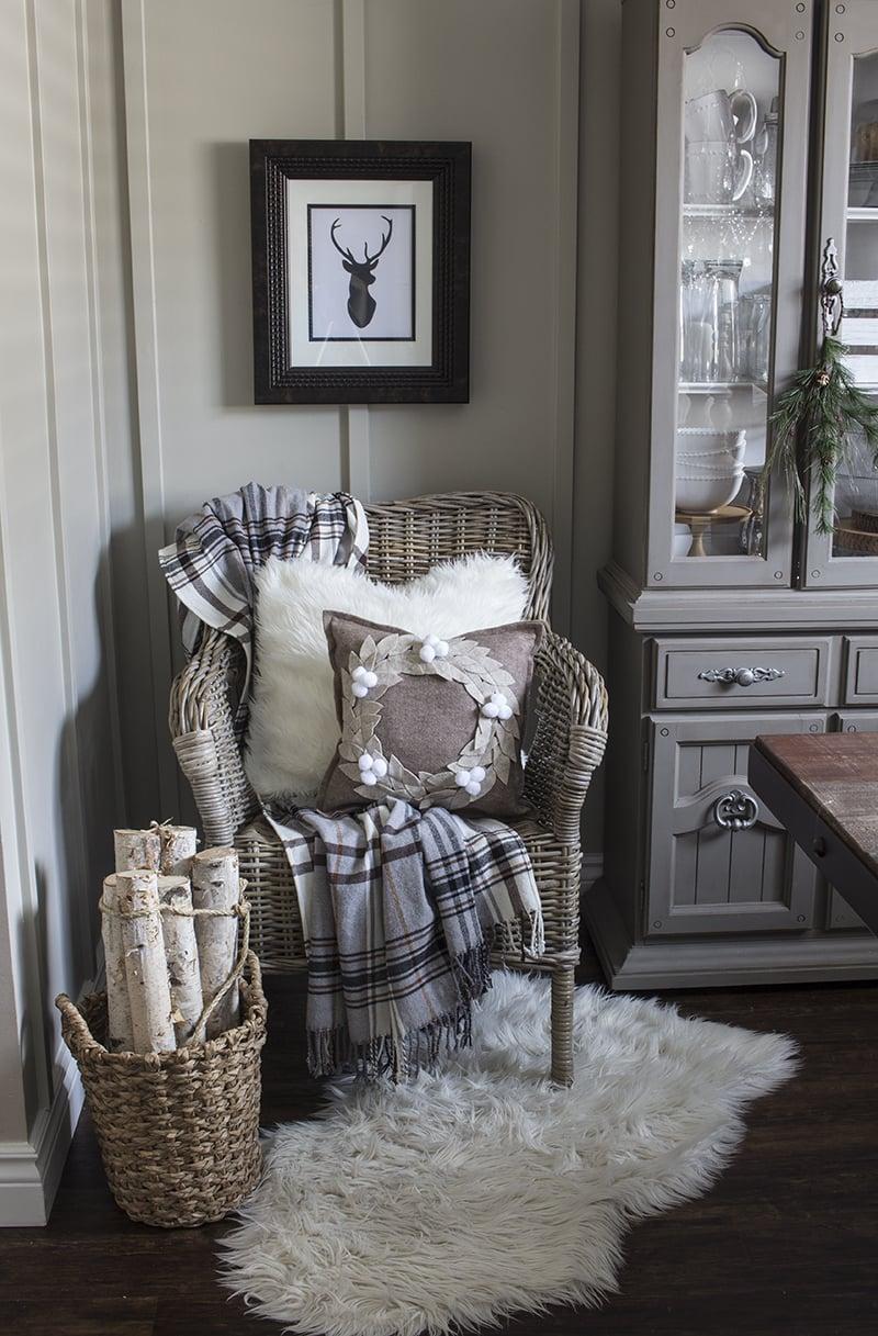 AKA Design Felt Wreath Pillow 4 BLOG PIC