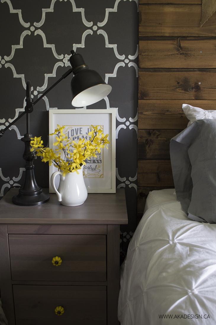 AKA Design Master Bedroom Table