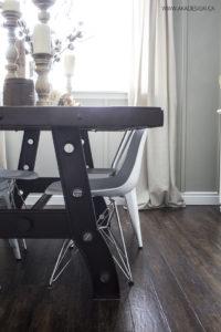 AKA Design New Dining Room Table